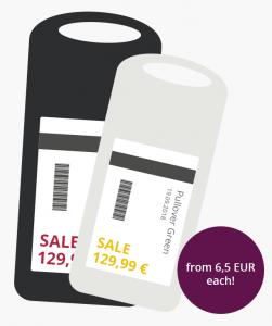 Digital Price Labels