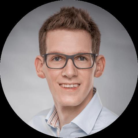 Daniel Brünker, Softwareentwickler bei Panther Pricing