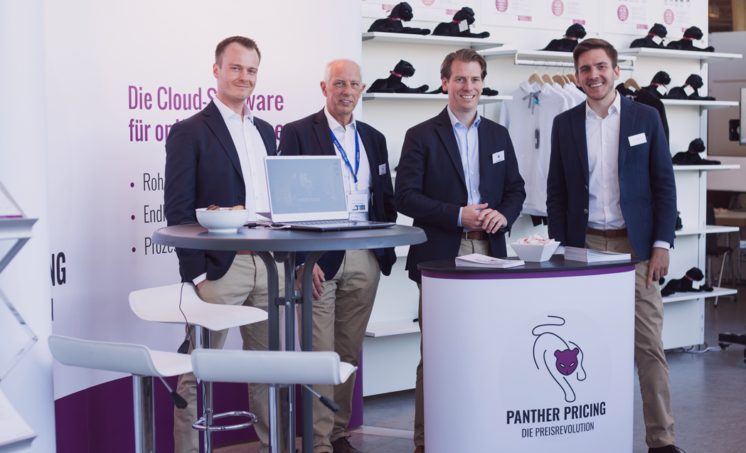 Panther Pricing auf dem Unitex Congress