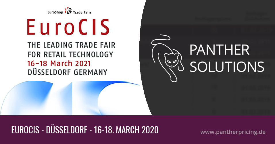 EuroCIS 2021 Panther Solutions