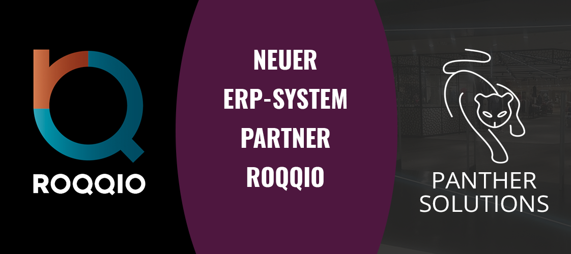 ROQQIO panther solutions partnerschaft
