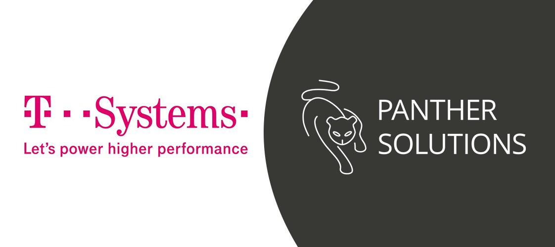T-Systems MMS Cooperation Panther Solutions